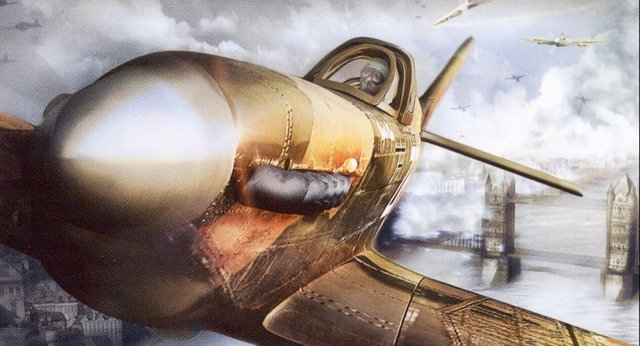 games similar to Blazing Angels: Squadrons of WWII