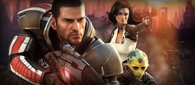 games similar to Mass Effect 2