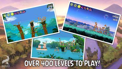 games similar to Angry Birds Rio