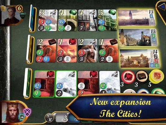 games similar to Splendor