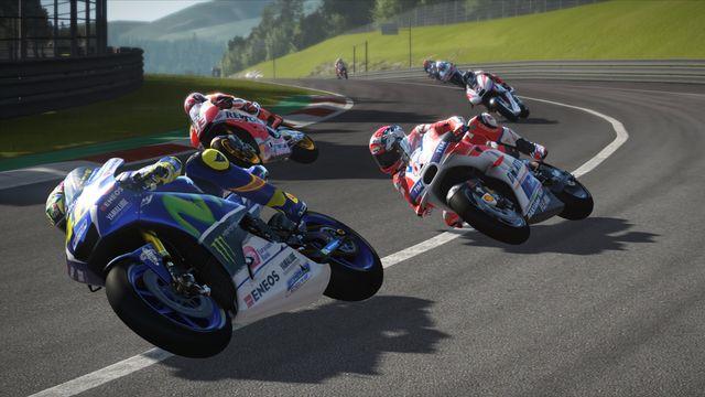 games similar to MotoGP 17