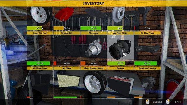 games similar to Car Mechanic Simulator 2014