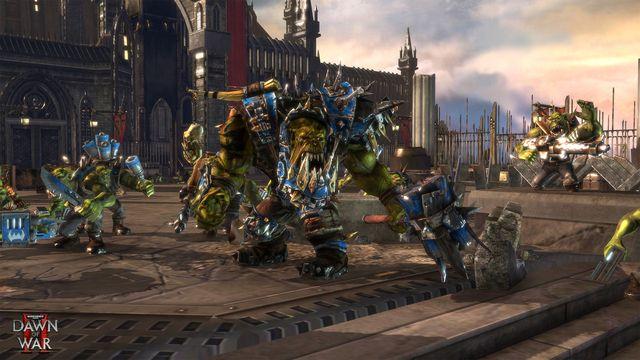 games similar to Warhammer 40,000: Dawn of War II