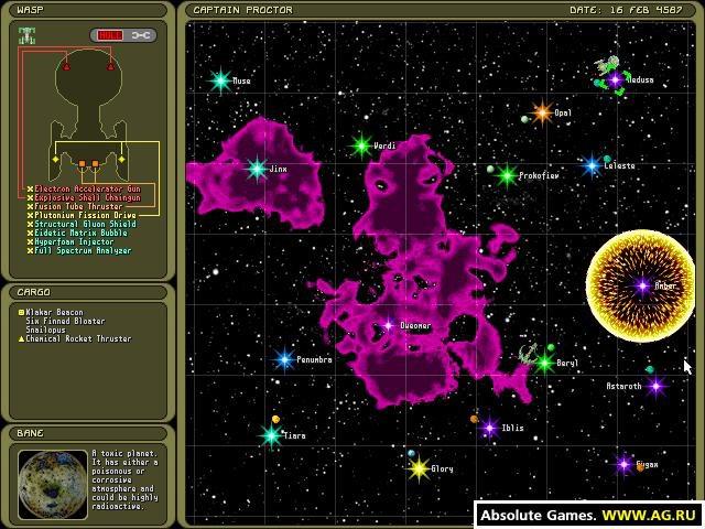 games similar to Strange Adventures in Infinite Space