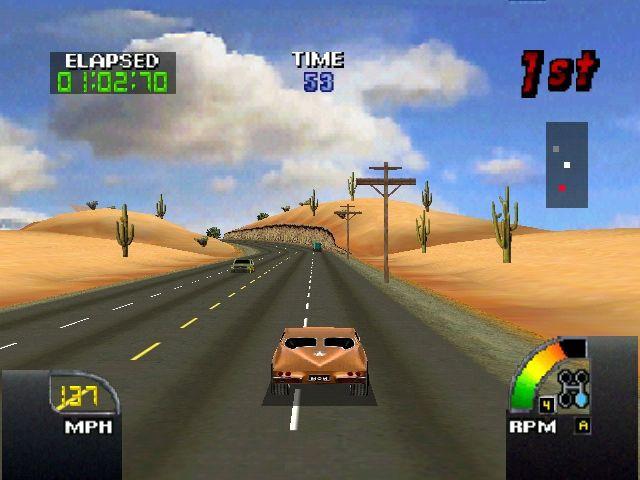 games similar to Cruis'n USA (1996)