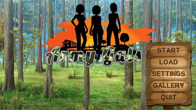games similar to Army Gals