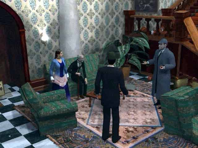 games similar to Sherlock Holmes: The Mystery of the Mummy