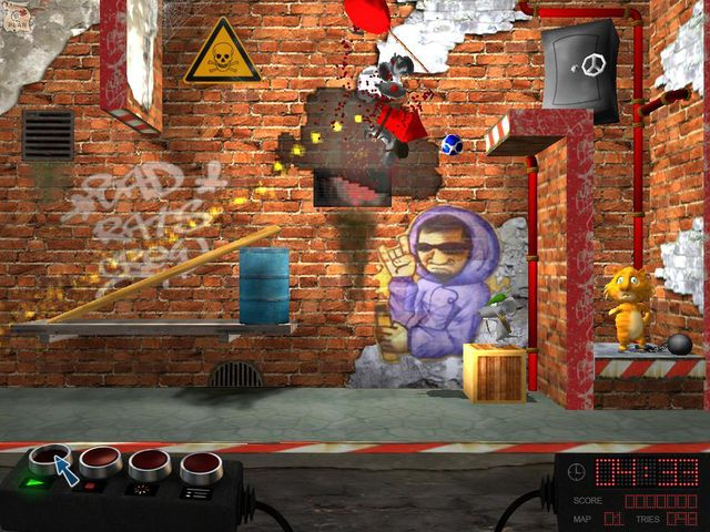 games similar to Bad Rats: the Rats' Revenge