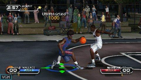 games similar to NBA Ballers: Rebound