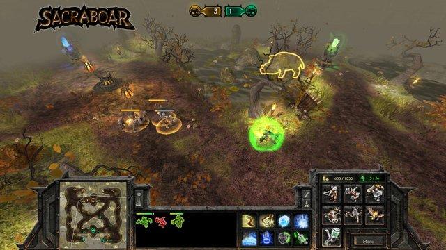 games similar to Sacraboar
