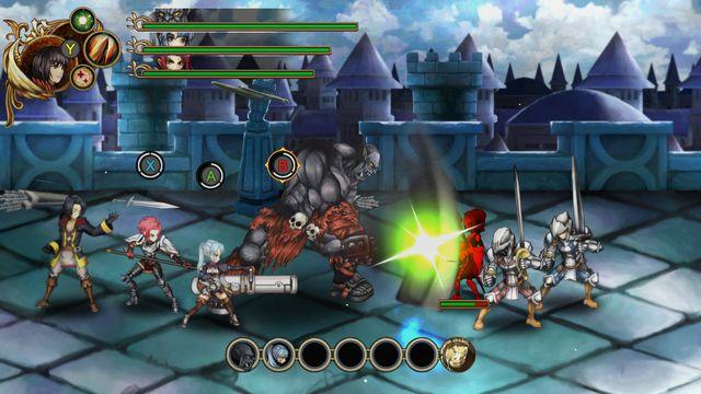 games similar to Fallen Legion+
