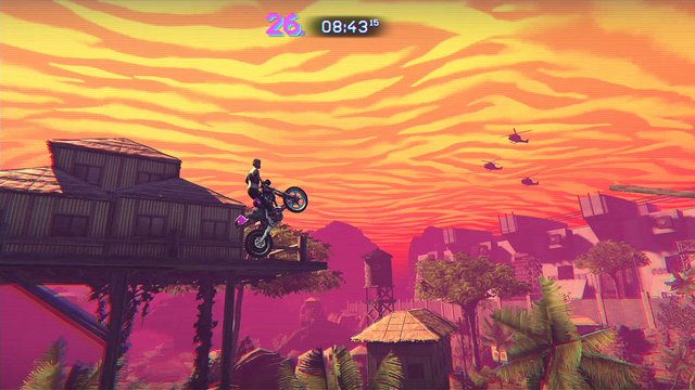games similar to Trials of the Blood Dragon