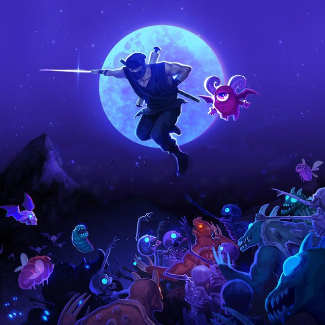 games similar to The Messenger (2018)