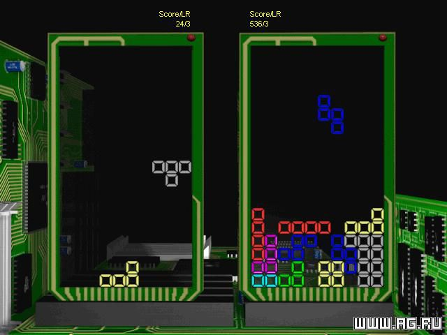 games similar to Netris Kombat