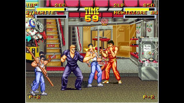 games similar to ACA NEOGEO BURNING FIGHT