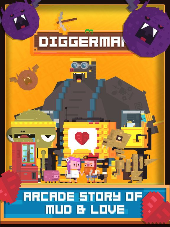 games similar to Diggerman