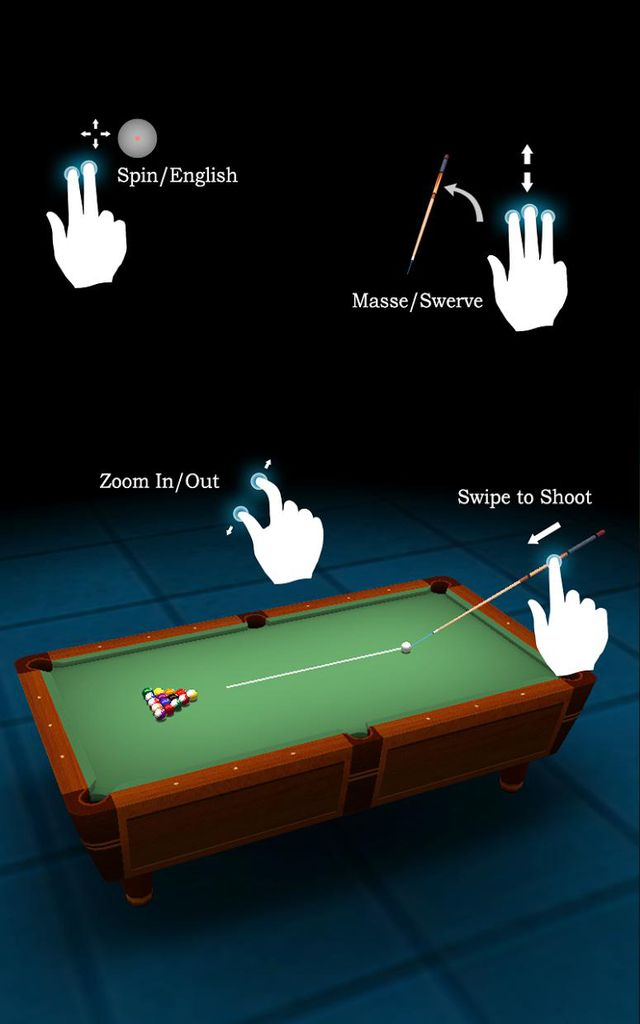 games similar to Pool Break Pro 3D Billiards