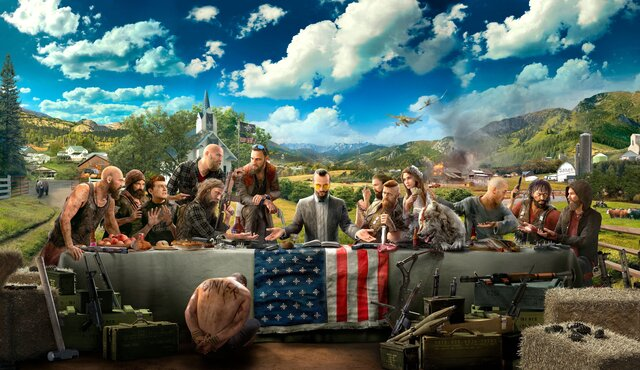 games similar to Far Cry 5