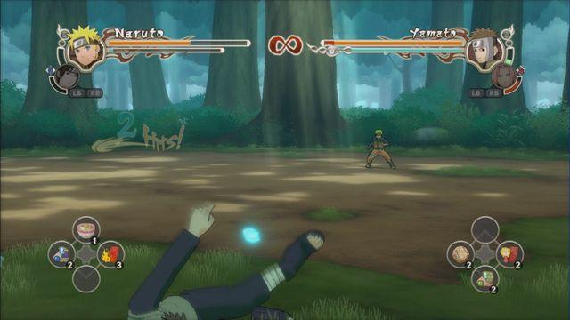 games similar to Naruto Shippuden: Ultimate Ninja Storm 2