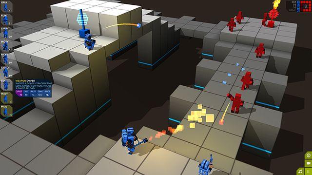 games similar to Cubemen 2