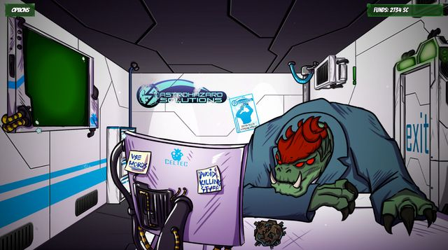 games similar to Astrohazard Solutions Ltd.