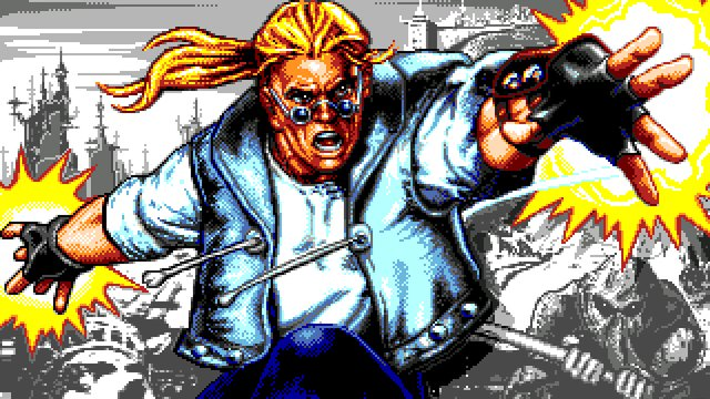 games similar to Comix Zone