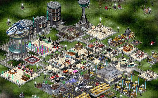 games similar to Space Colony