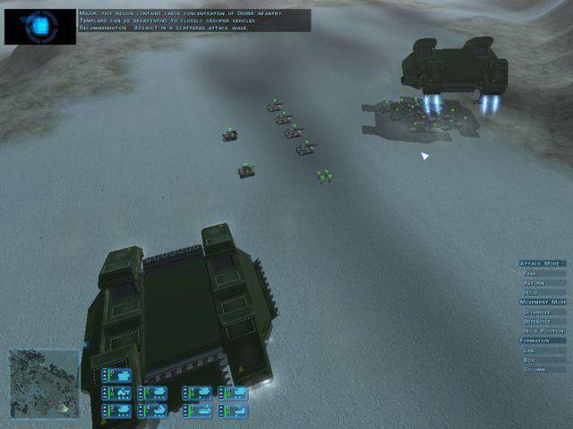 games similar to Ground Control Anthology