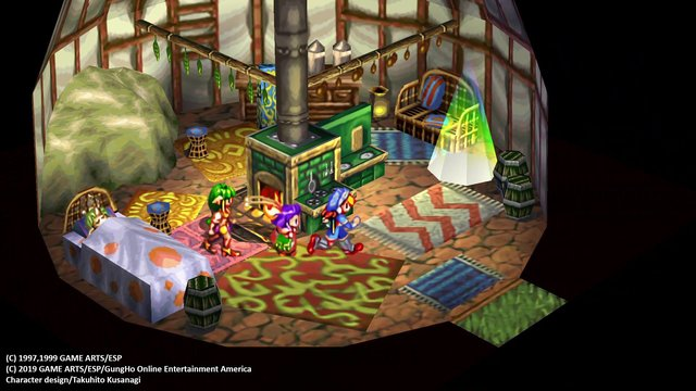 games similar to GRANDIA HD Remaster