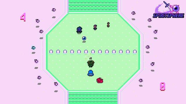 games similar to SpiritSphere