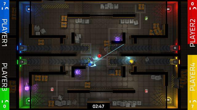 games similar to Slybots: Frantic Zone