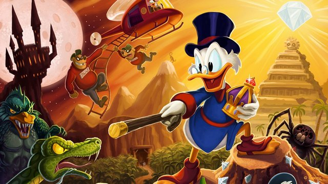 games similar to DuckTales: Remastered