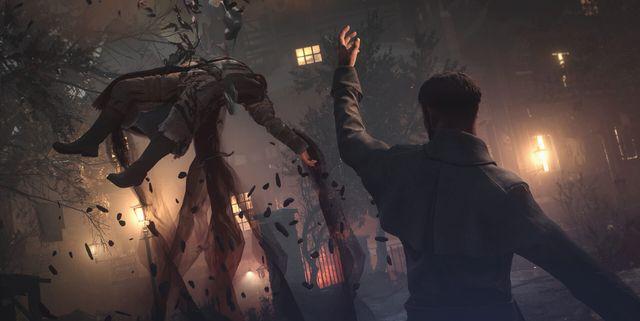 games similar to Vampyr