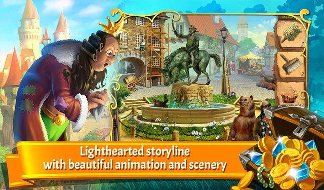 games similar to The Surprising Adventures of Munchausen