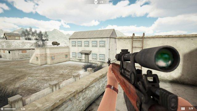 games similar to Sniper Squad Mission