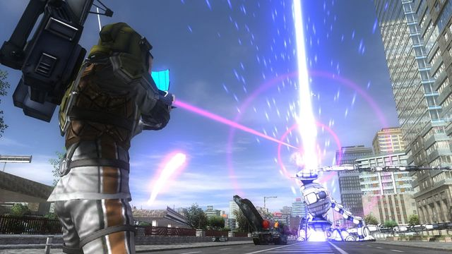 games similar to EARTH DEFENSE FORCE 4.1 The Shadow of New Despair
