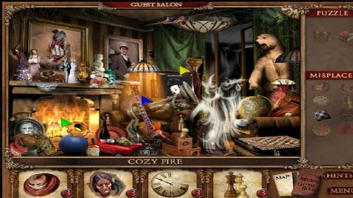 games similar to Mortimer Beckett and the Secrets of Spooky Manor
