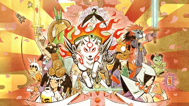 games similar to OKAMI HD / 大神 絶景版