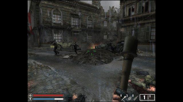 games similar to Ubersoldier II