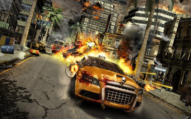 games similar to Zombie Driver HD