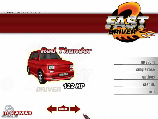 games similar to 2 Fast Driver