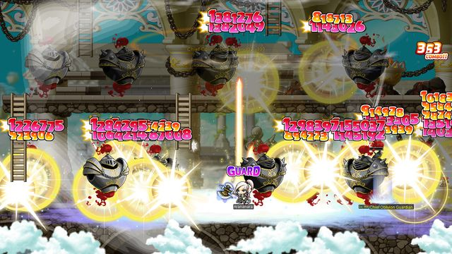 games similar to MapleStory