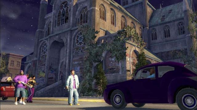 games similar to Saints Row