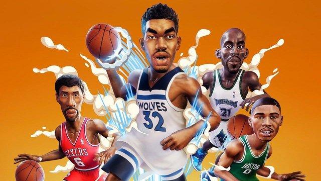 games similar to NBA 2K Playgrounds 2