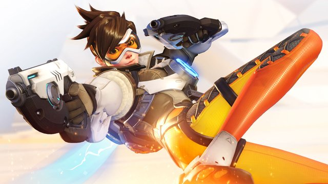 games similar to Overwatch