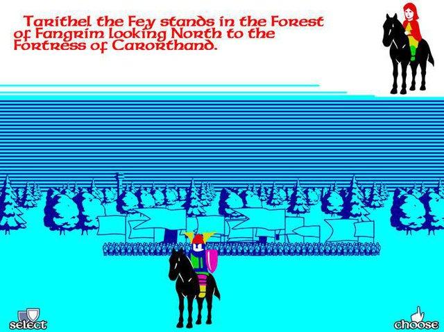games similar to Doomdark's Revenge