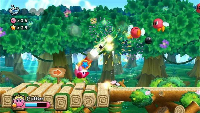 games similar to Kirby's Return to Dream Land