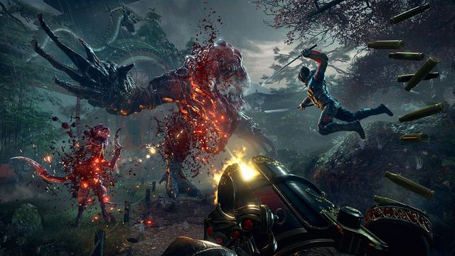 games similar to Shadow Warrior 2