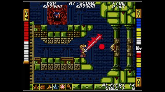 games similar to Arcade Archives ATHENA