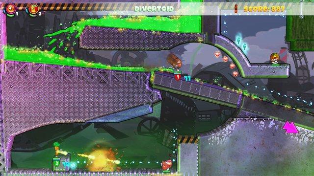 games similar to Organic Panic